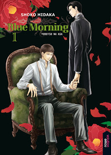 """Reseña de """"Blue Morning (Yuuutsu na asa)"""" de Shoko Hidaka - Nowevolution"""