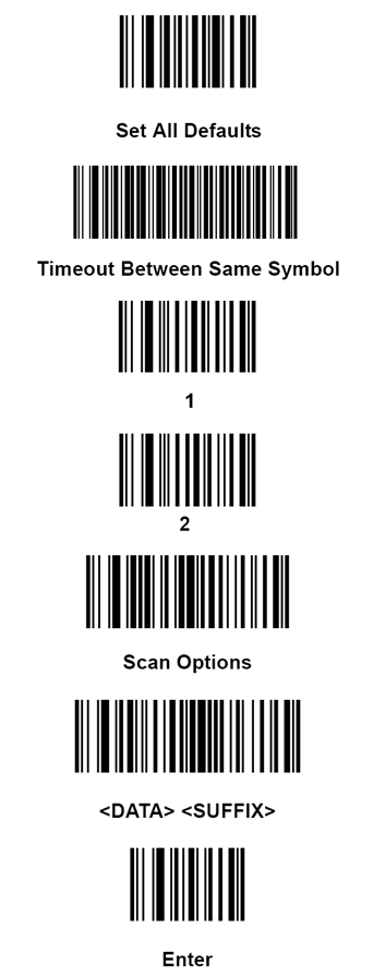 Hp Barcode Scanner Programming Guide