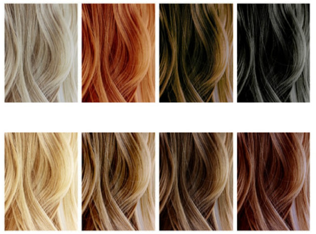 Choosing the right color of hair for your skintone, by barbies beauty bits