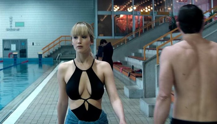 Jennifer Lawrence First Look in Red Sparrow