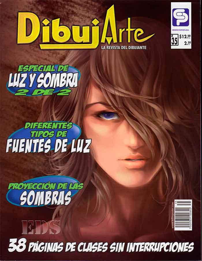 Descarga: DibujArte #35 - Especial Luz y Sombra (2 de 2).