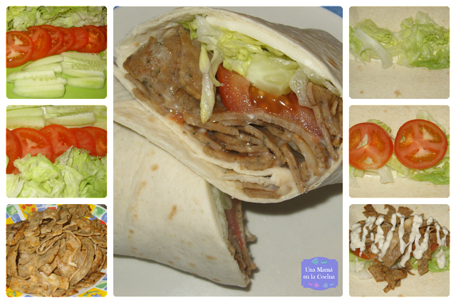 Mission wraps kebab