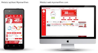 Cara Cek Poin Smartfren Lewat Aplikasi MySmartfren