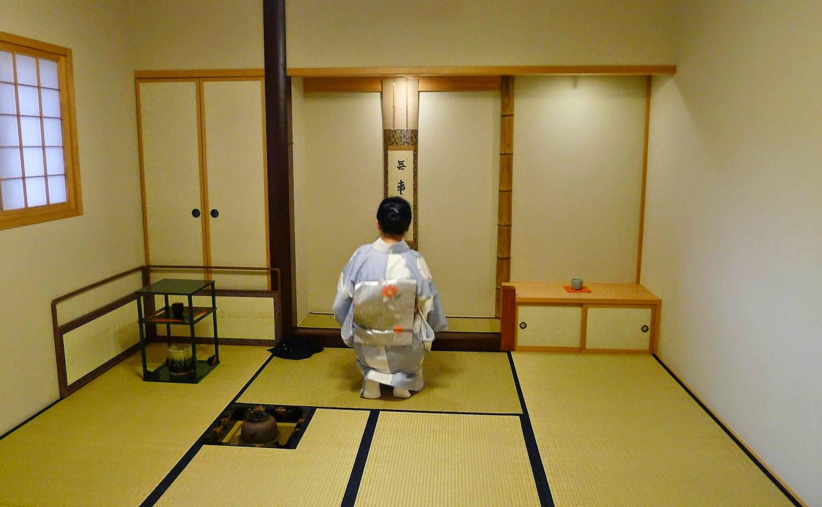 胖狗過生活: 日本茶筆記:茶室喝茶初體驗(客人的禮儀)