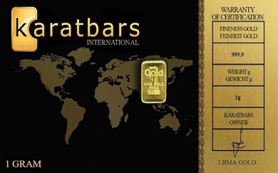Is karatbars a cryptocurrency