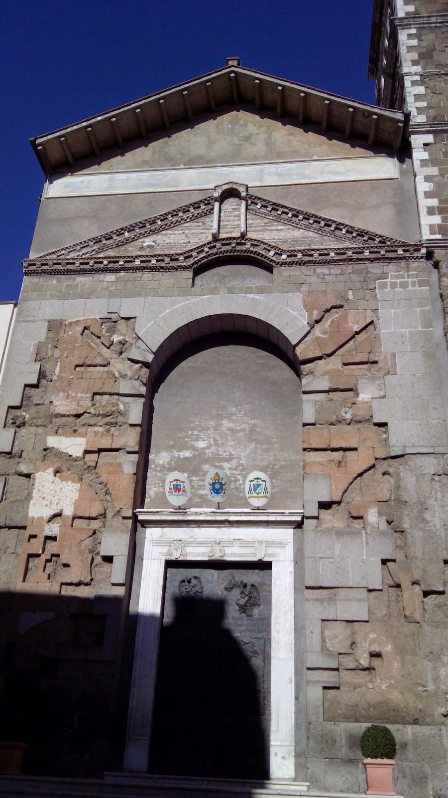 Santo Agapito, catedral de Palestrina