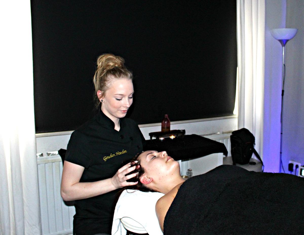Gouden Handen relaxatie massage