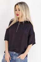 Tricou Dama Zara Dark Blue Samanta