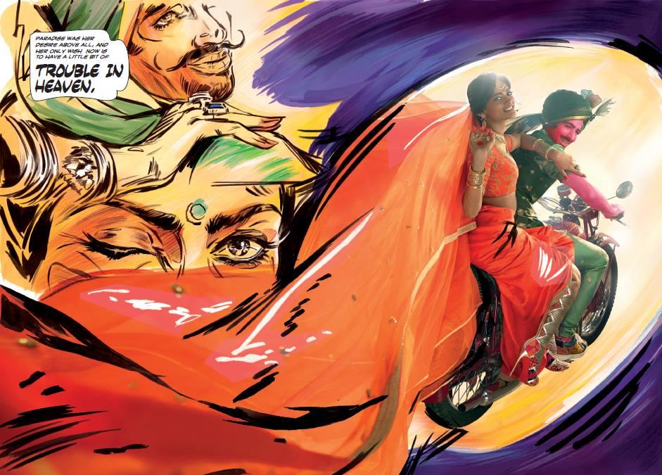Christian Louboutin x Sabyasachi | 'From Paris to Kolkata' Limited Edition