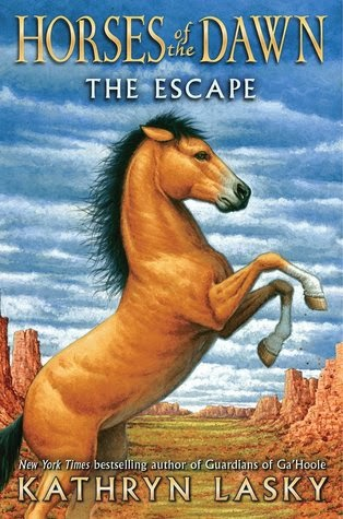 Horses the Dawn: The Escape by Kathryn Lasky