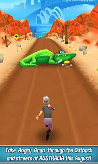 Angry Gran Run - Running Game v1.41 Mod