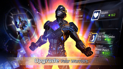 Download Game Power Rangers Legacy Wars APK Full