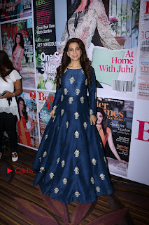 Bollywood Actress Juhi Chawla Launchs Better Homes 10th Anniversary Celetion Cover  0017.JPG