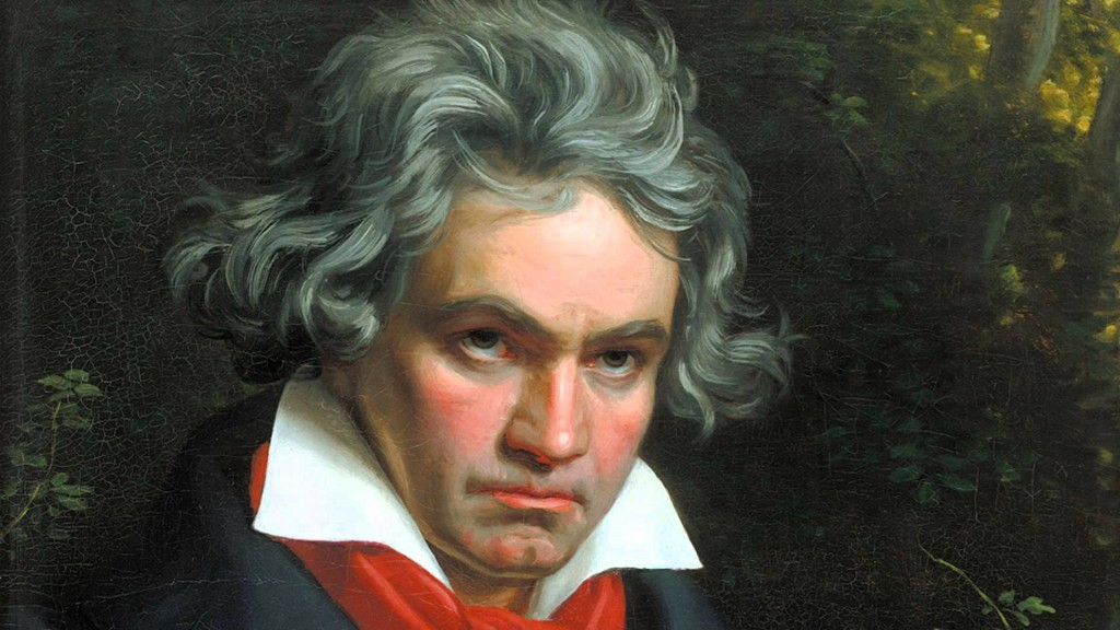 Ludwig van Beethoven - deficiência