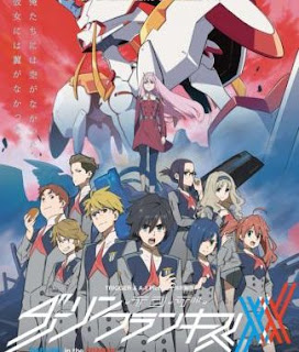 Darling in the FranXX 22  online