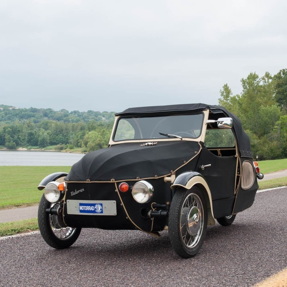 Say What?: 1969 Velorex 16/350 Three-Wheeler Motorcycle/Car For Sale ...