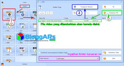 Mengubah Video Jadi MP3