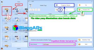 Mengubah Video Jadi MP3