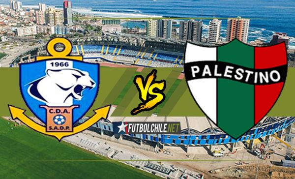 Deportes Antofagasta vs Palestino,