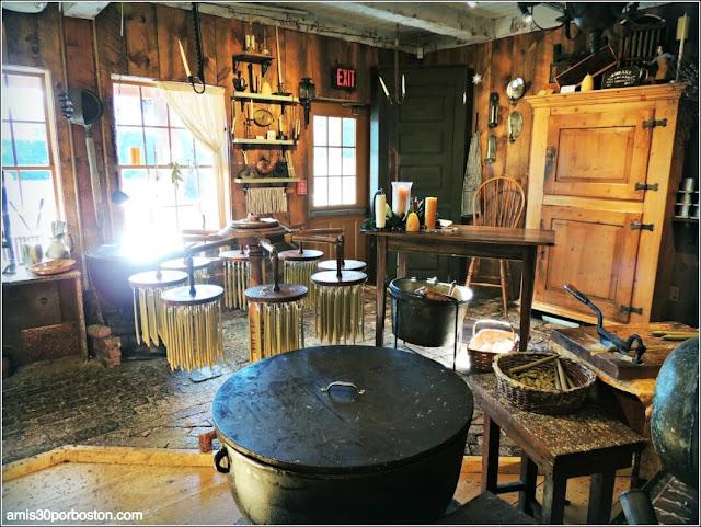 Yankee Candle Village: Elaboración de Velas en el Candle Museum