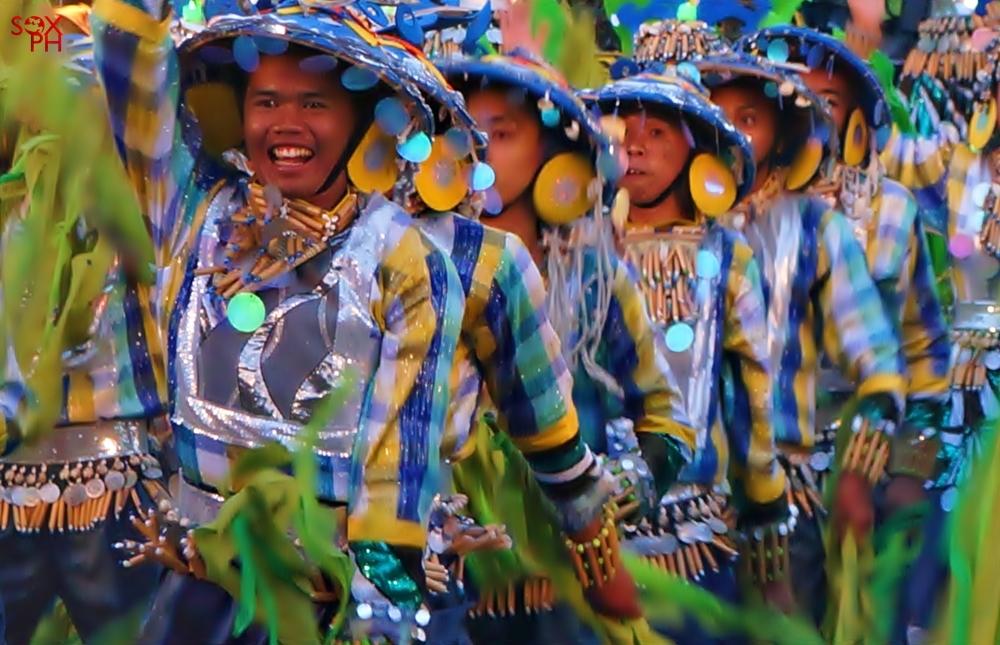 Tuna Festival Street Dancing