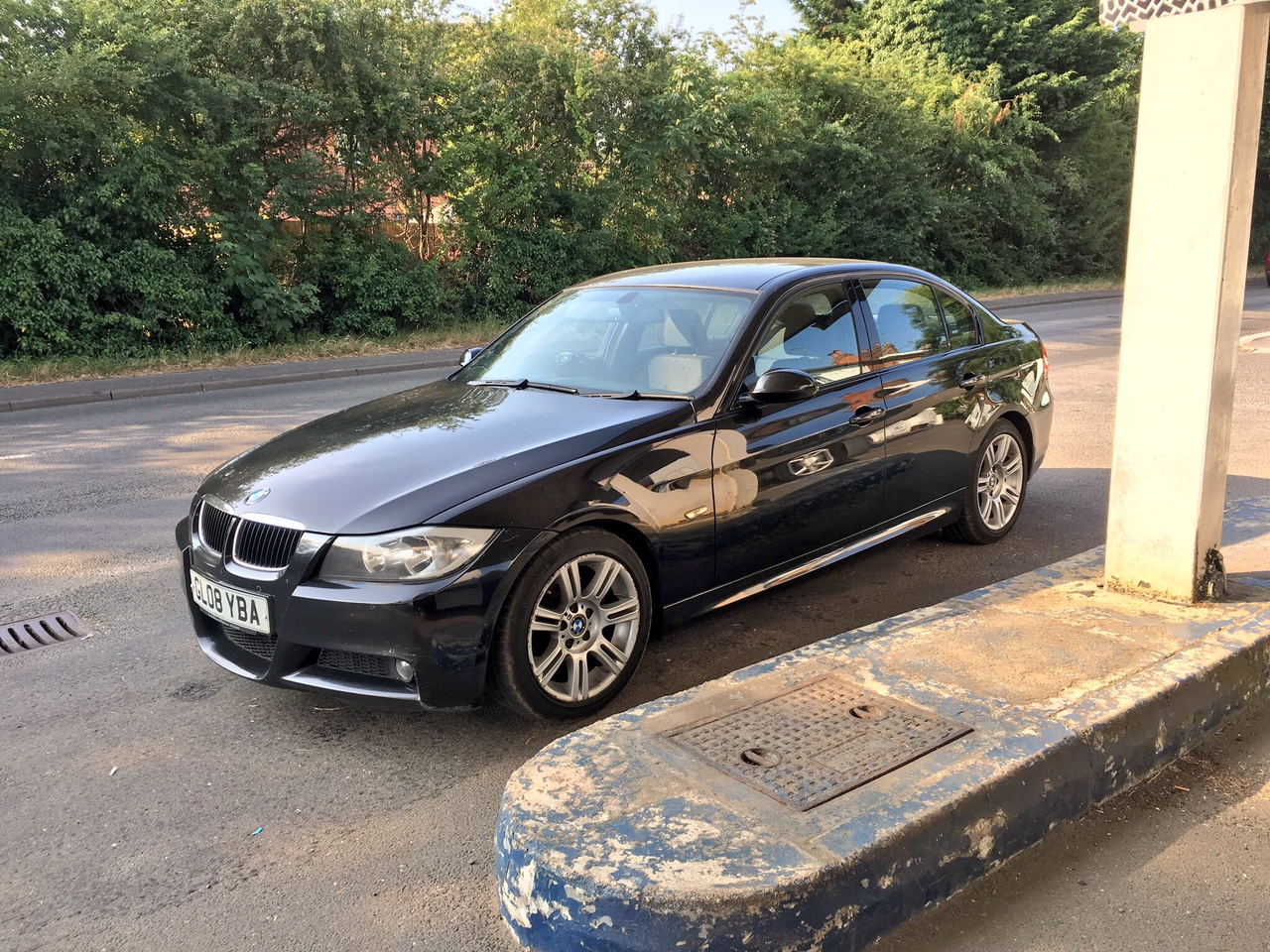 Speedmonkey: How The Hell Can A 10 Year Old BMW 320d Be Better Than