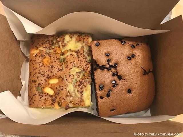 23261816 1624933244234607 63366306 o - 台中西屯│雞蛋牛奶古早味蛋糕。口味口感再升級!推薦苦甜巧克力口味,假日還有隱藏口味唷!
