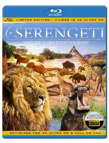 Serengeti: Nature's Greatest Journey (2015)