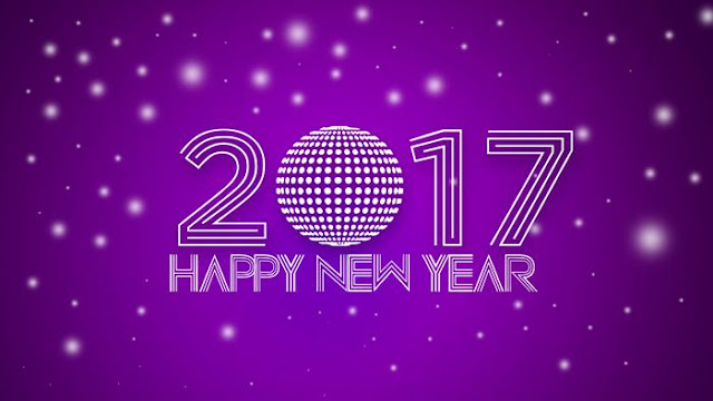 Happy New Year 2017 HD Wallpaper 55