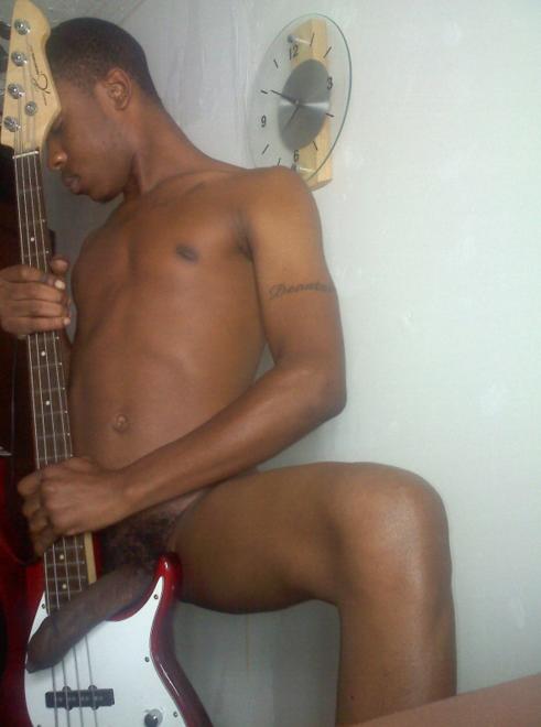 Kenya Naked Men 107