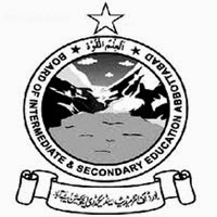 BISE Abbottabad Board SSC Date Sheet 2017