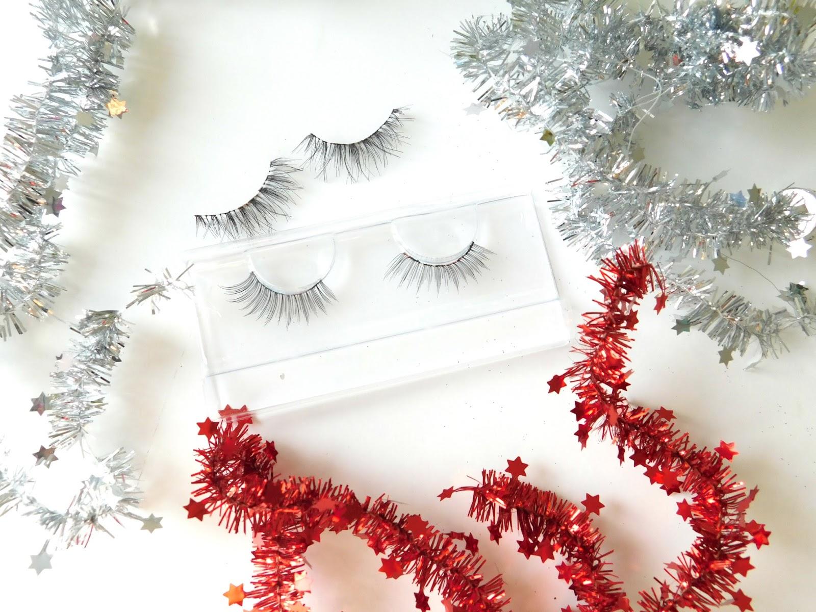 Christmas New Year Party False Eyelashes