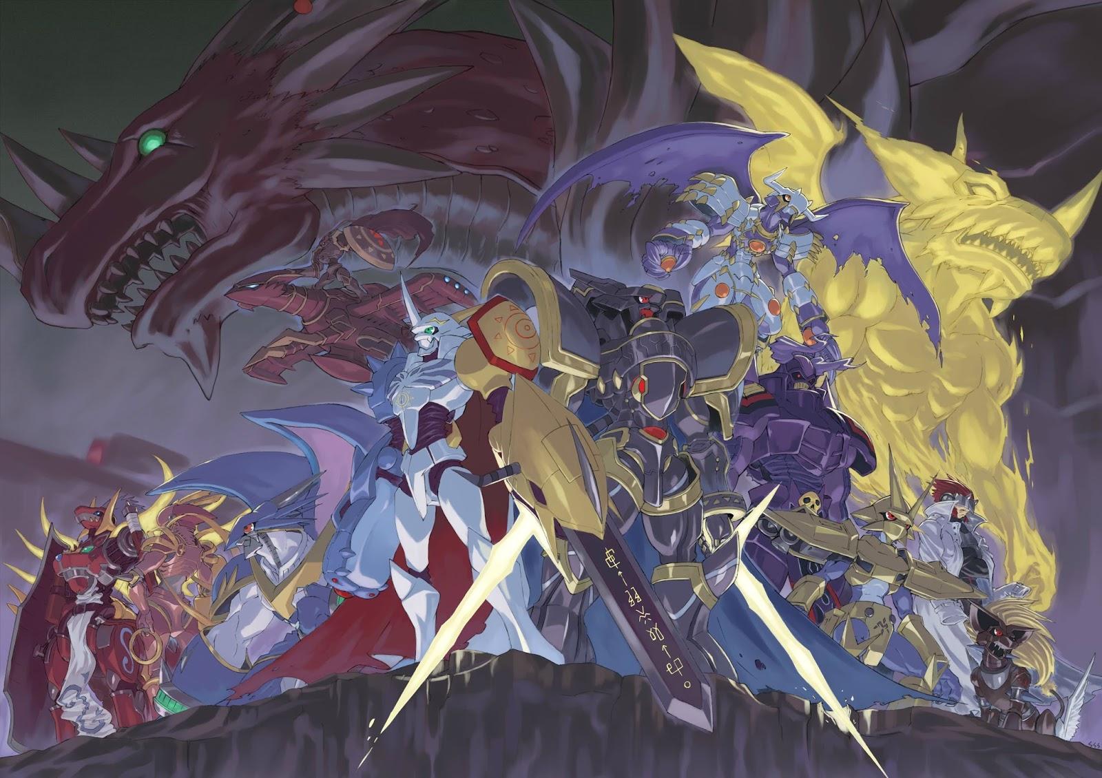 Digimon Royal Knight HD Wallpaper is free HD Wallpaper. This wallpaper ...