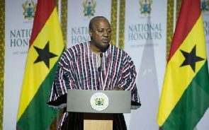 Mahama full speech of State of the Nation Address (SONA)