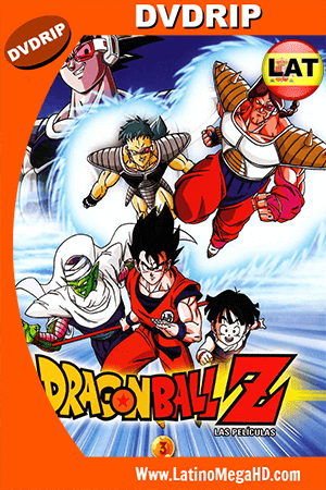 DBZ La Batalla Mas Grande De Este Mundo (1990) Latino DVDRip ()