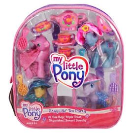 My Little Pony Bee Bop Pony Packs 4-Pack G3 Pony