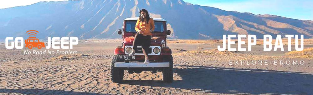 daftar harga sewa jeep bromo dari batu