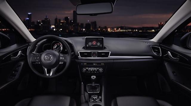 2017 Mazda MAZDA3 Interior
