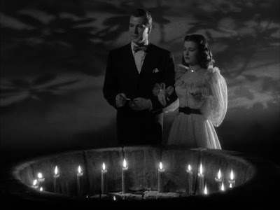 Joan Bennett, Michael Redgrave - Secret Beyond the Door (1947)