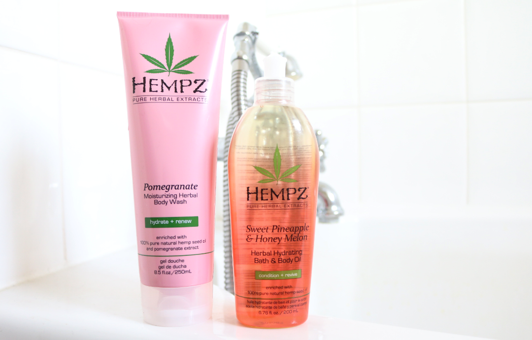 Valentine's Day Pamper Treats from Hempz