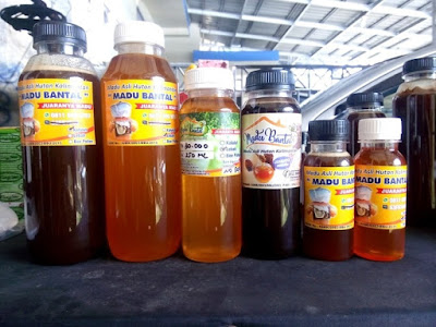 harga madu asli di alfamart