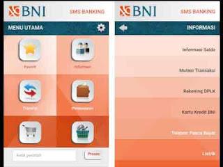 Cara Daftar Sms Banking BNI dan Aktivasi
