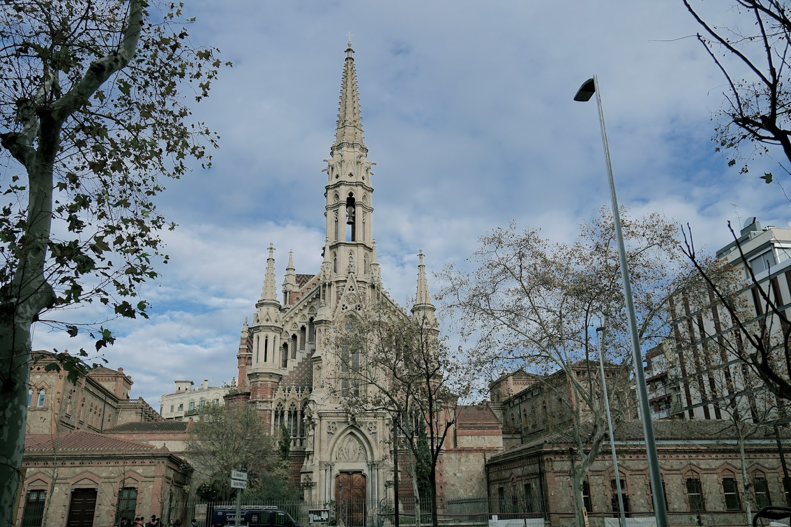 Iglesia y convento de las Salesas