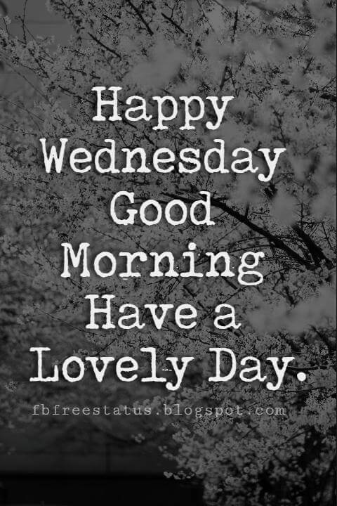 Happy Wednesday Pictures, Happy Wednesday good Morning have a lovely day.