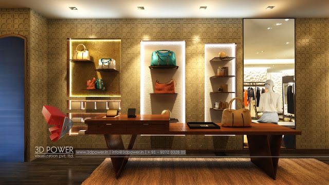 shop-interior- architectural rendering service