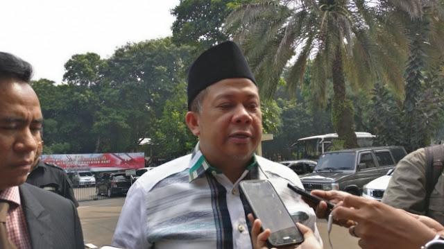 pks, fahri hamzah, politik