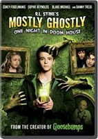 R.L. Stein's Mostly Ghostly: One Night in Doom House (2016) Poster