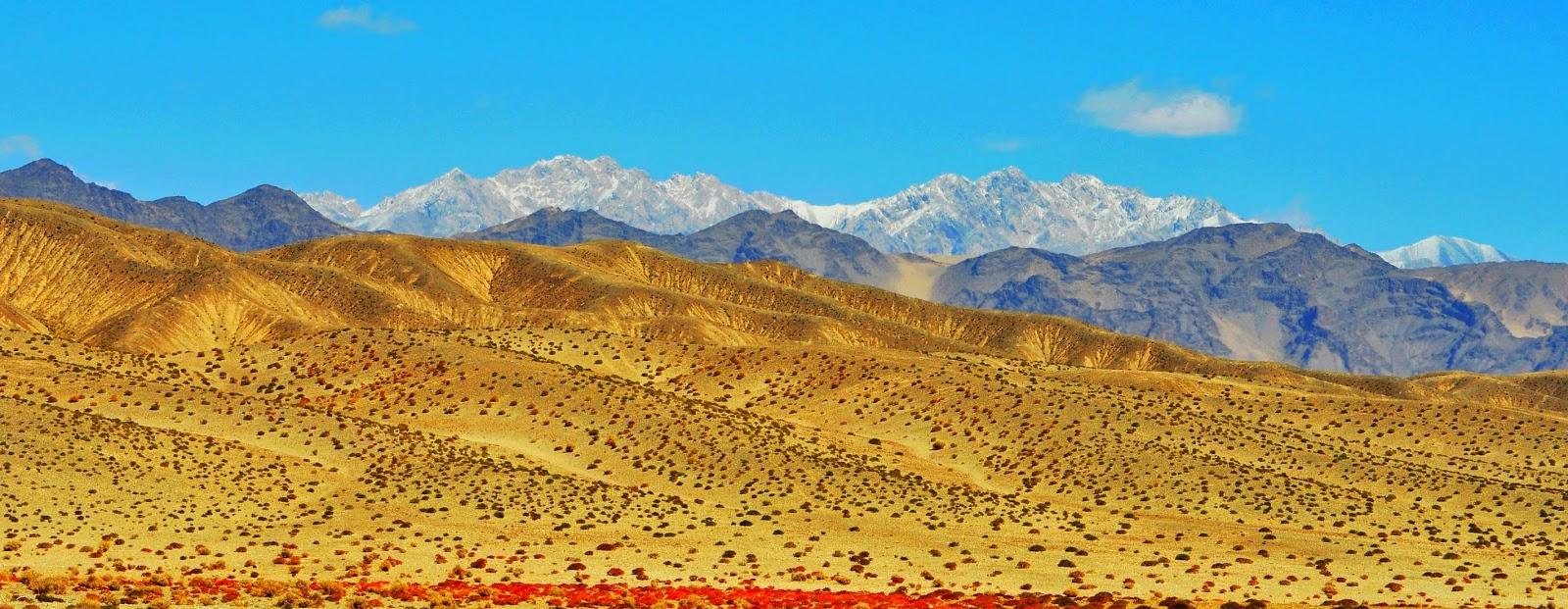 Qaidam Basin – The Mineral Rich Basin of China | China ...Qaidam Basin Map