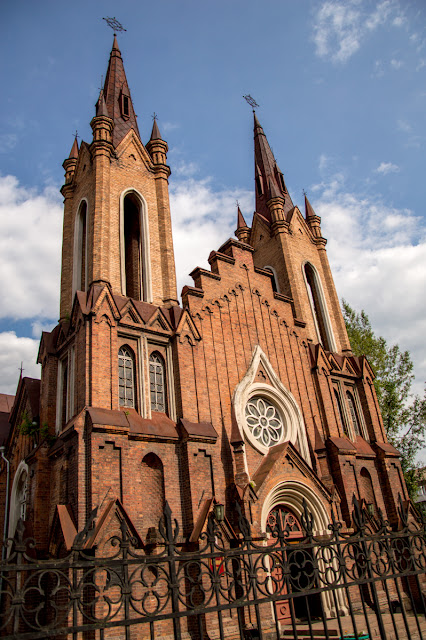 Католический собор Красноярск