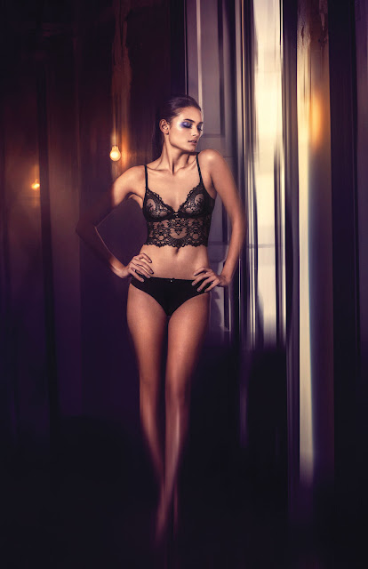Lingerie collection A/W 2016
